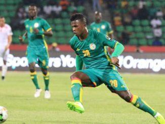 Aliou Cissé: « Diao Baldé doit encore grandir sur pas mal d'aspects »