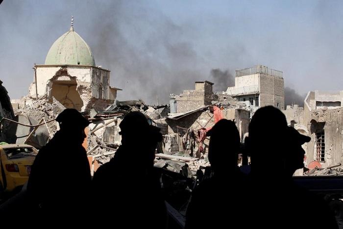 Irak: la libération de Mossoul ne serait plus qu'une question de jours