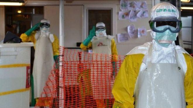 La RDC annonce la fin de l'épidémie Ebola