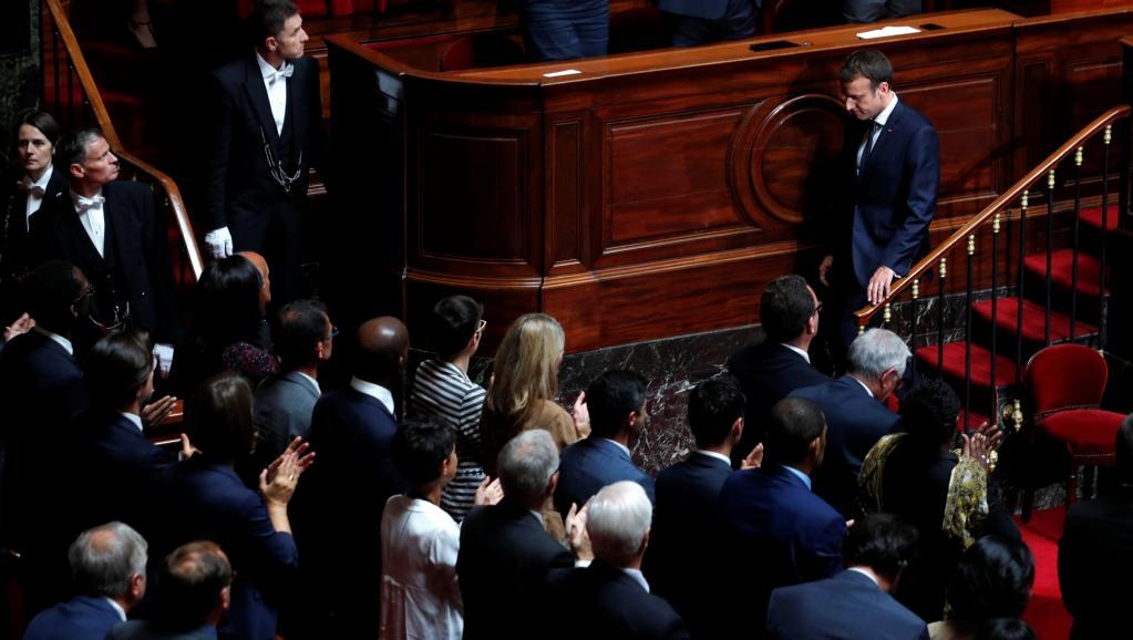"""Ce bout de phrase d'Emmanuel Macron qui a déclenché un """"déluge"""" de messages sur les réseaux sociaux"""