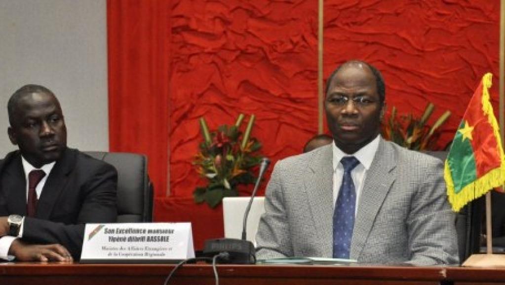 Burkina: pour Ouagadougou, la détention de Djibrill Bassolé n'est pas arbitraire