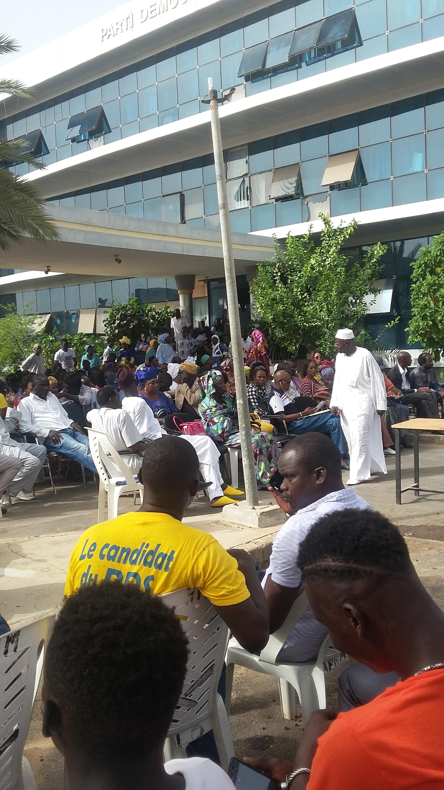 Manko Wattu Senegaal : Une coquille vide... sans Wade