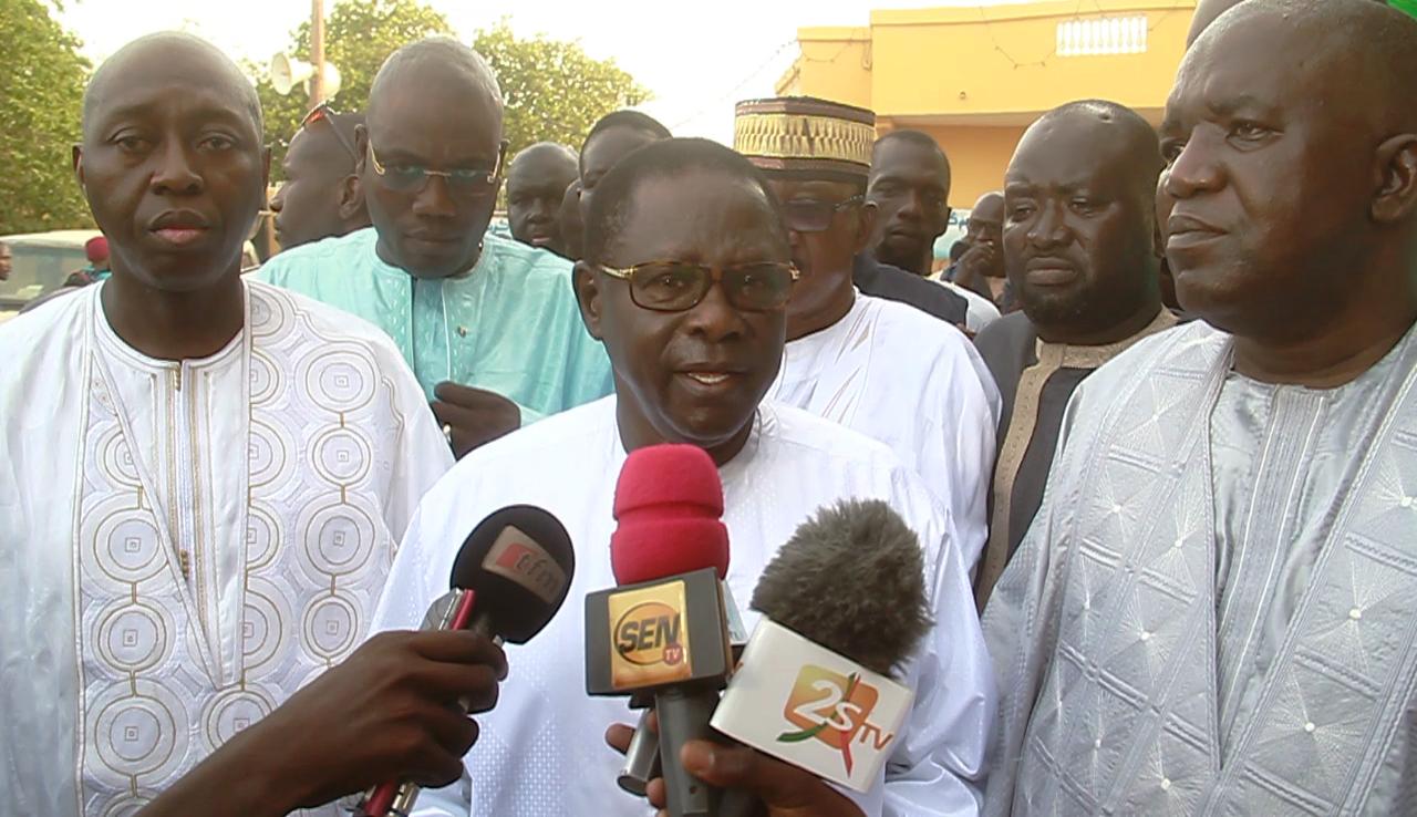 """Pape Diop marque son territoire : """"Ce que j'ai fait à Dakar, Khalifra Sall ne l'a pas fait"""""""