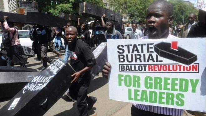 Kenya : colère des députés