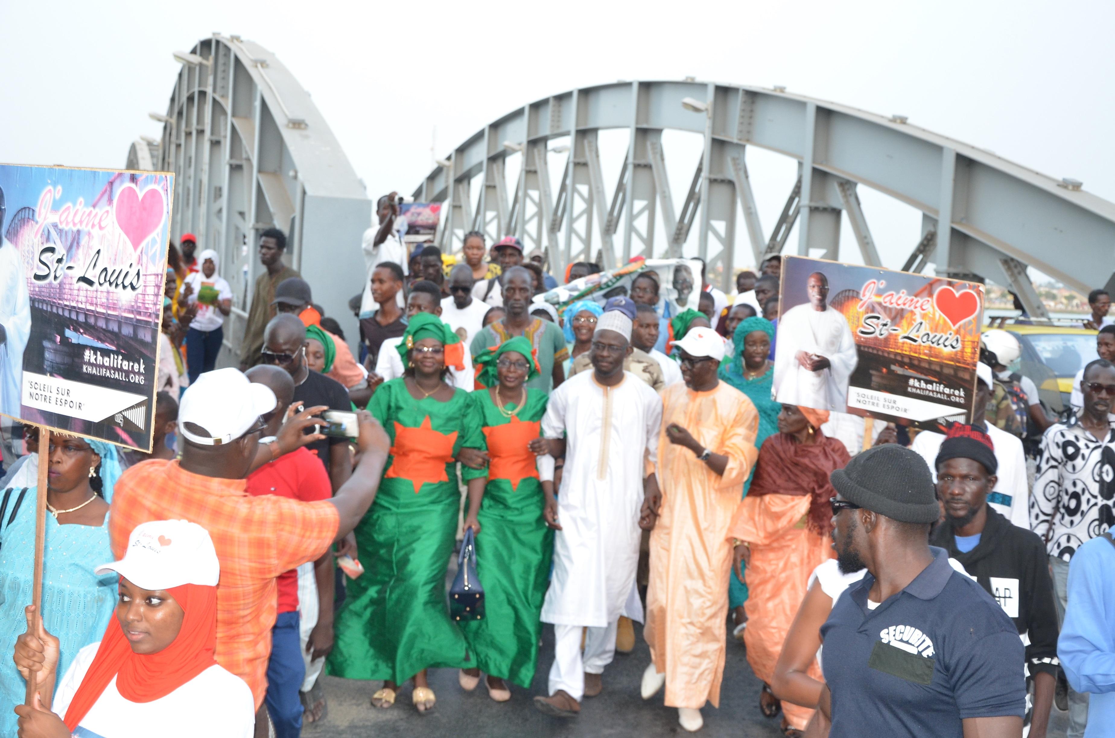 Saint-Louis : Cheikh Bamba Dièye rate le pari de la mobilisation