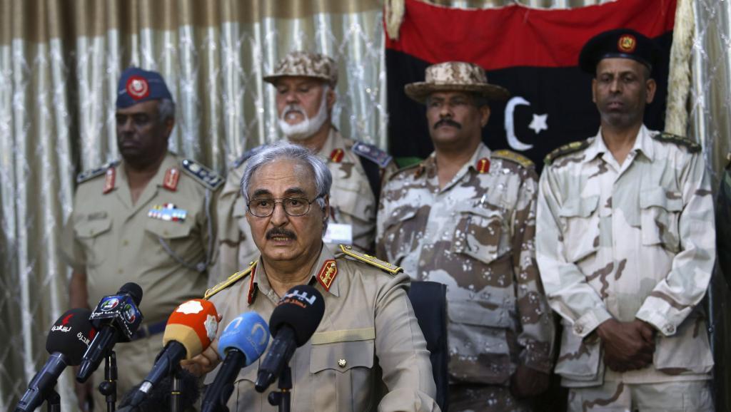 Libye: à l'Est, un régime militaro-salafiste s'installe et menace les libertés