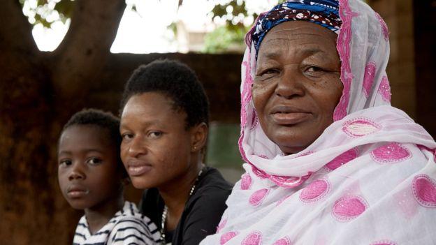 Burkina Faso : la dame au balafon