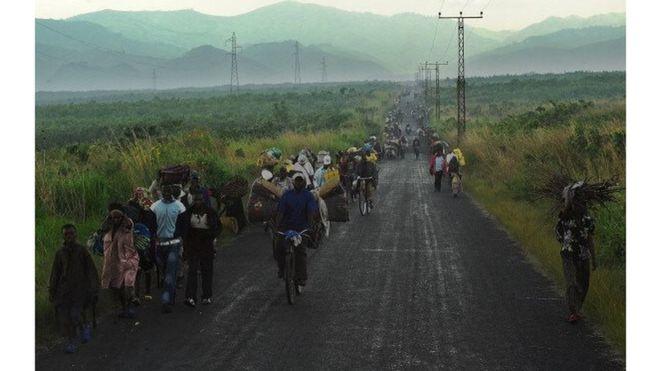 RDC : 80 000 personnes déplacées en six jours