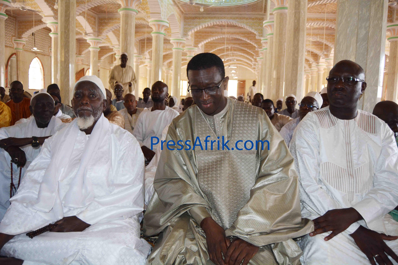 Unité 13 des Parcelles Assainies: Amadou Ba enrôle Imams et chefs de quartiers