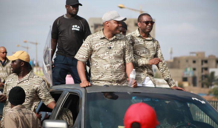 Démarrage campagne à Grand-Yoff : Youssou Ndour s'explique