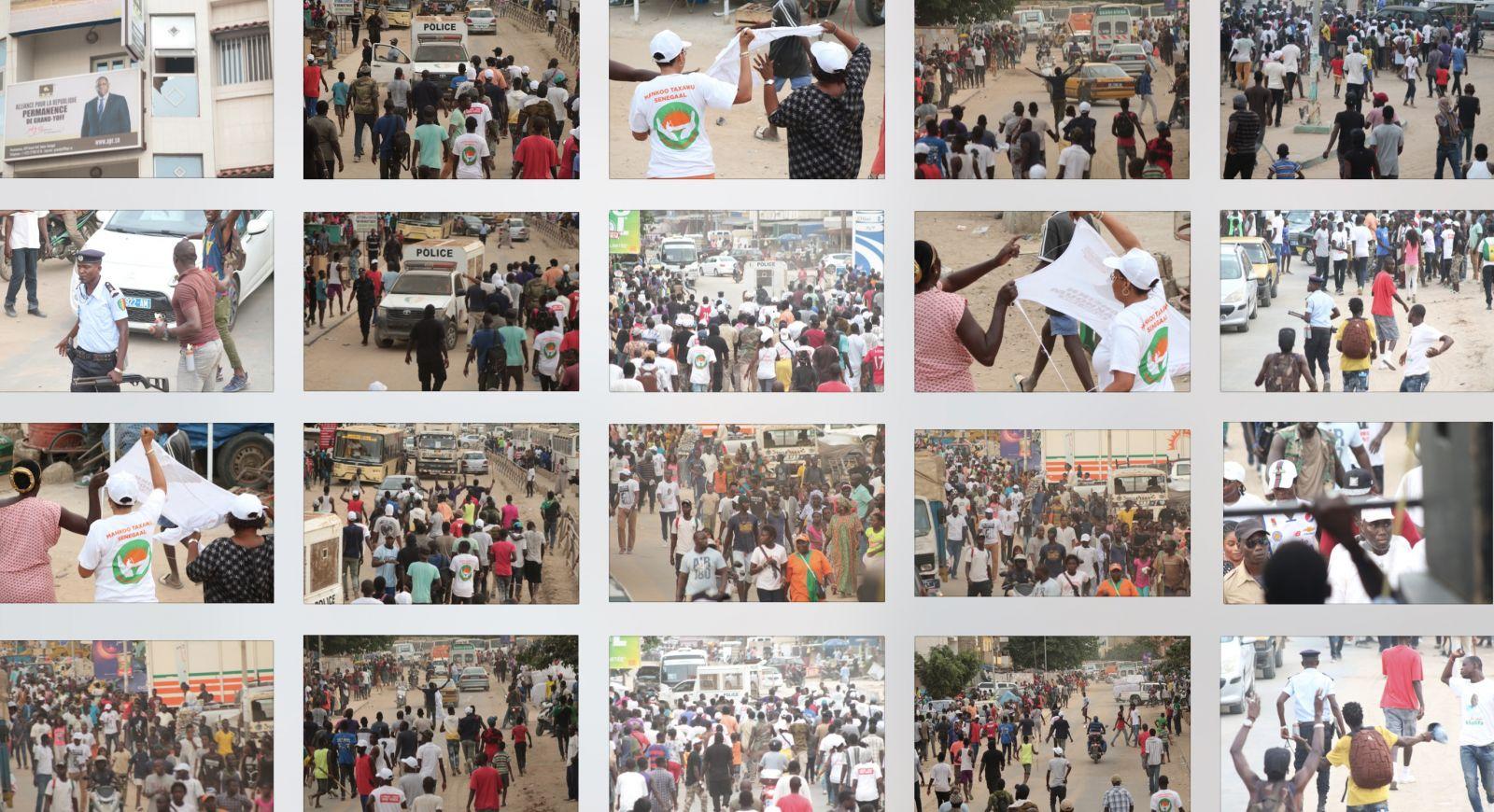 Affrontements à Grand-Yoff: Cheikh Bakhoum de BBY brandit une plainte