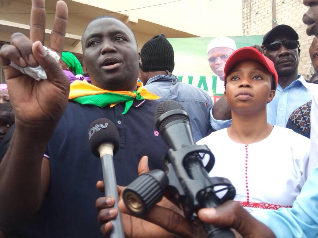 Distribution des cartes d'électeurs - Bamba Fall se fâche: «Lundi matin, on verra...»