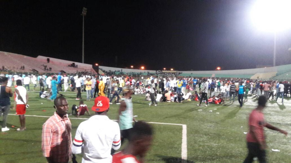 Tragédie au stade Demba Diop:Macky Sall veut une enquête accélérée