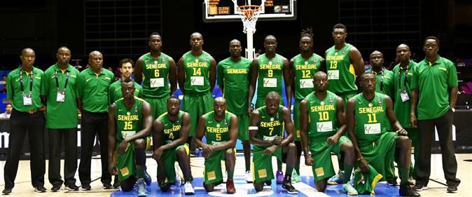 Tirage Afrobasket 2017 : dans le groupe D, le Sénégal découvre ses adversaires