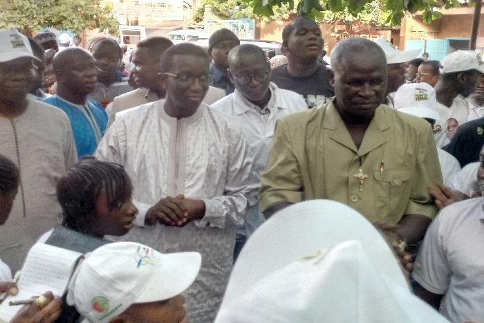 Parcelles Assainies : Amadou Ba annonce la construction de 10 écoles
