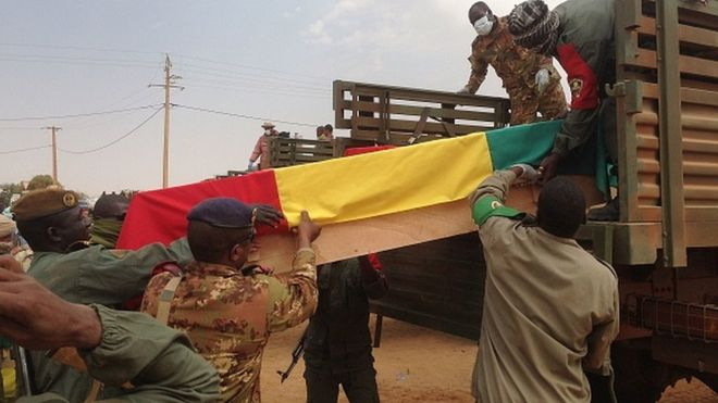  Mali: 8 soldats retrouvés morts