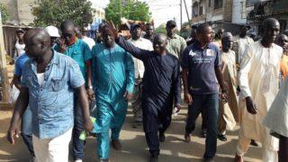 Législatives 2017 : Idrissa Seck communie avec les marchands de Pout