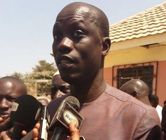 Législatives 2017: «Les gens doivent se mobiliser pour mettre Wade hors du champ politique», Abdou Khafor Touré