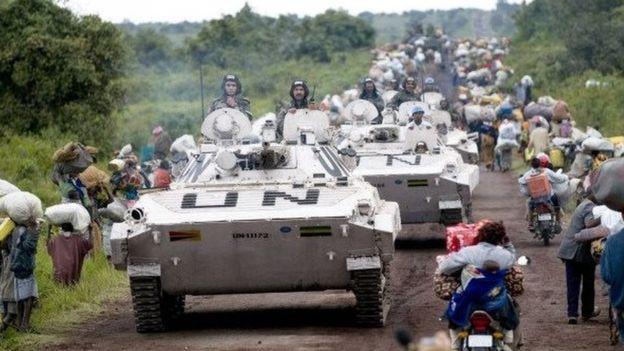 RDC: l'ONU annonce la fermeture de cinq bases dans le Nord-Kivu