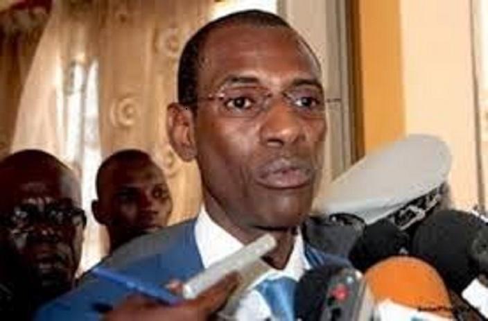Marche nationale mardi prochain: Abdoulaye Daouda Diallo avertit Wade