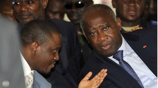 """Côte d'Ivoire: Soro """"demande pardon"""" à Gbagbo"""