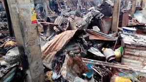 Incendie du marché de Diourbel : Les autorités donnent un délai de 4 mois pour la réhabilitation