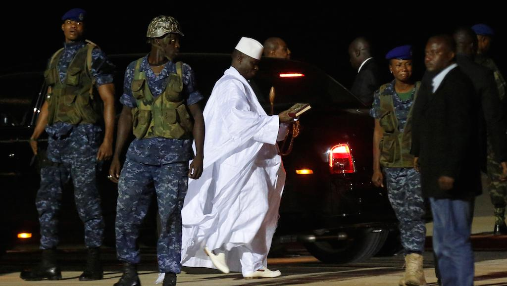 Gambie: polémique autour de l'anniversaire du coup d'état