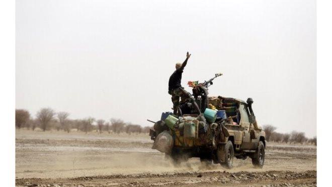 Mali : l'armée dénonce une violation du cessez-le-feu