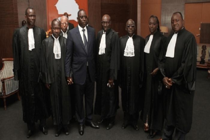Vote avec un récépissé : Le OK des 7 Sages à Macky Sall