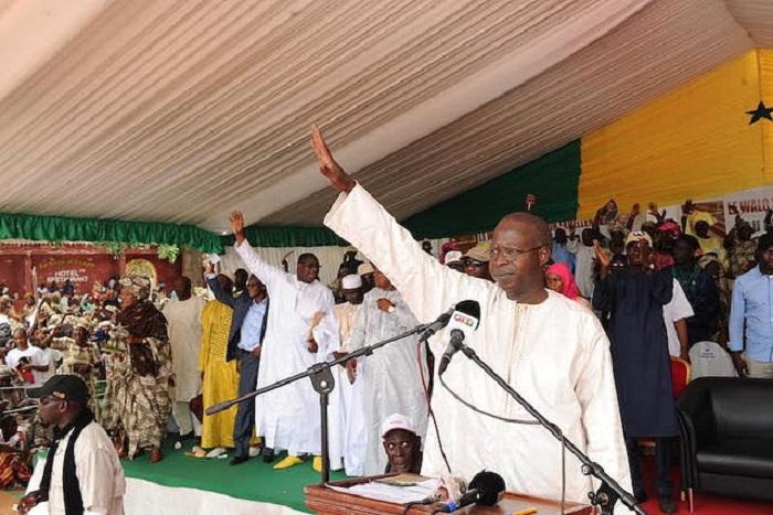 Parcelles Assainies : Dionne envoie Wade à la retraite et adoube Amadou Ba