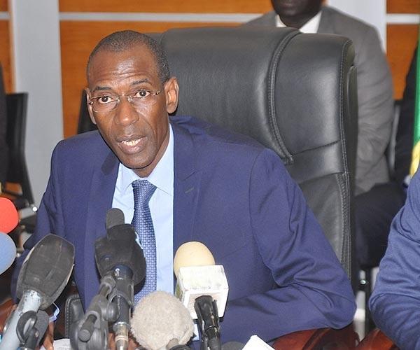 Législatives 2017 - Abdoulaye Daouda Diallo à Barthélémy Dias et Manko: « Dimanche, force restera à la loi »