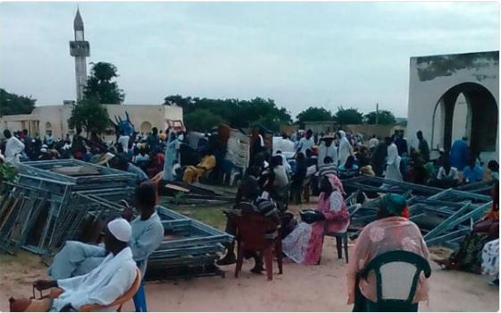 Législatives 2017 - Touba: Les électeurs excédés, saccagent le matériel électoral