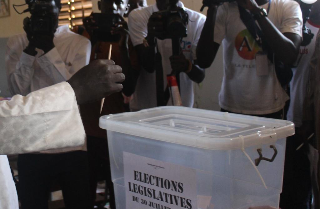 Législatives 2017- Résultats à Montpelier: Taxawu Sénégal en tête