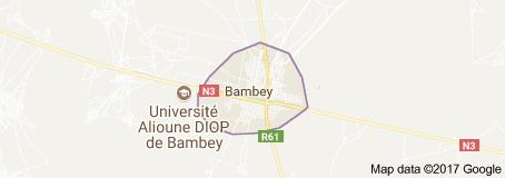 Baba Garage et Ngoye (Bambey) BBY arrive en tête
