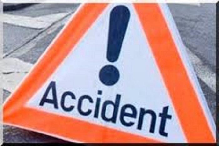 Kaolack : 1 mort et plus de 30 blessés dans une collision entre un camion et un bus