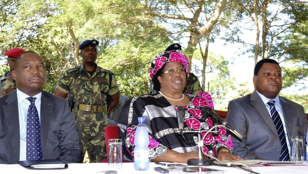 Malawi: mandat d'arrêt lancé contre l'ex-présidente Joyce Banda
