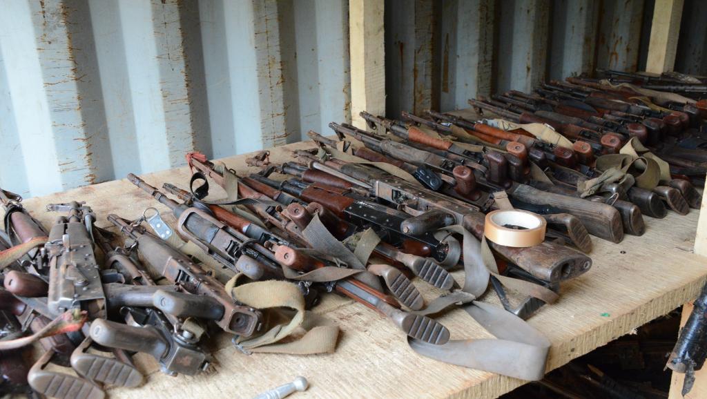 Un rapport de l'ONU pointe le trafic d'armes entre la RDC et la RCA