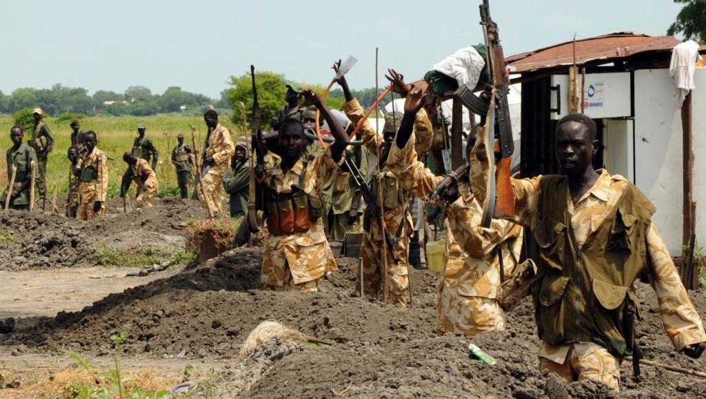 Soudan du Sud: les civils victimes des graves violences dans le Sud selon HRW