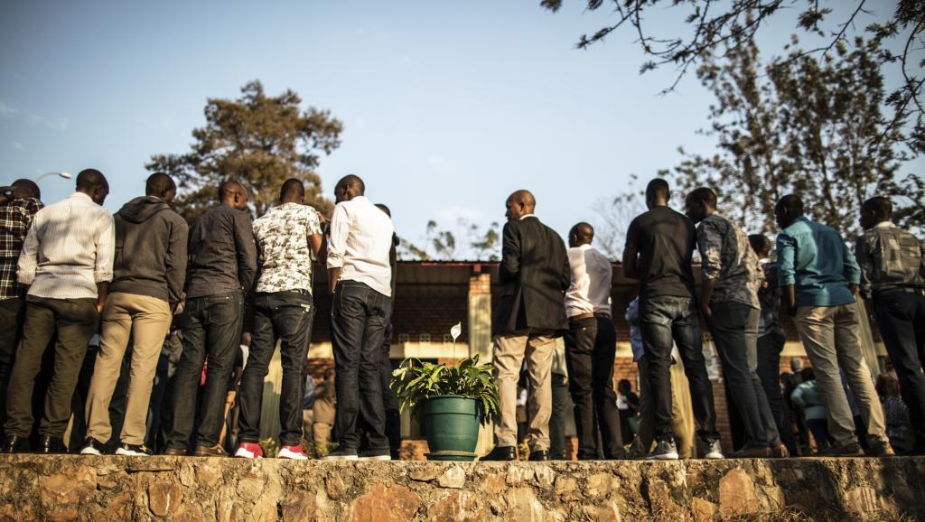 Les Rwandais aux urnes pour élire leur président