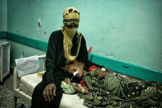 Le Yémen, un pays prisonnier du choléra