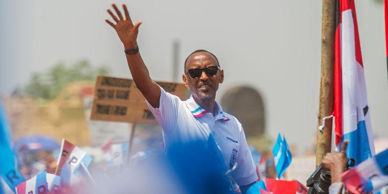 Au Rwanda, le roi Kagamé promis à un nouveau sacre