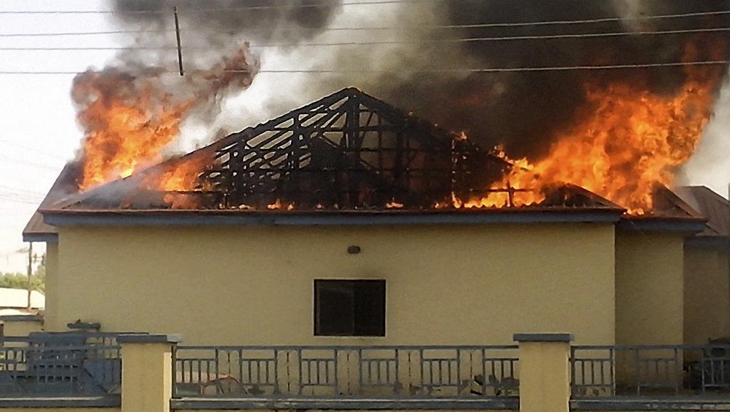 Attaque dans une église au Nigeria : 12 personnes tuées