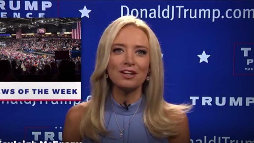 """Donald Trump crée son propre média """"Real News"""" pour contourner les médias traditionnels"""