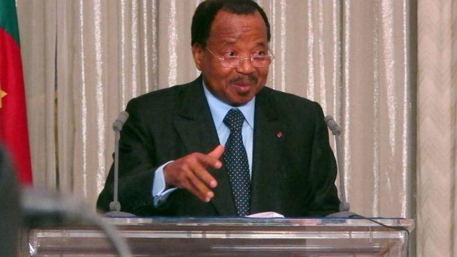 CAN : Le président dit que le Cameroun sera prêt