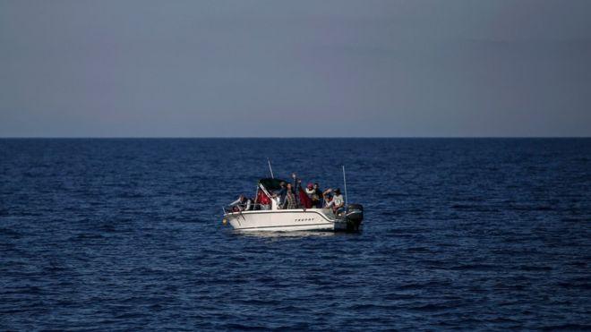 Libye : interdiction des navires étrangers