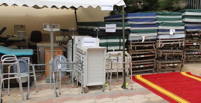 Coopération Sénégalo-américaine : un lot de 386 millions FCFA de matériel reçu par les autorités...