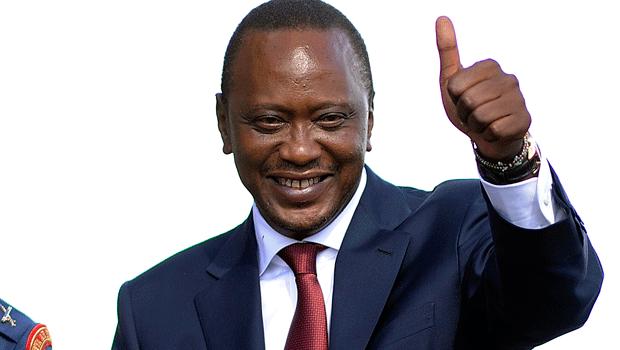 Kenya : Uhuru Kenyatta réélu avec 54,27% des voix