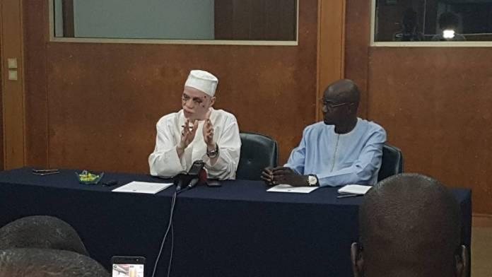 FSF : Mbaye Diouf Dia et Louis Lamotte accusent Me Augustin Senghor de vouloir frauder les élections et menacent