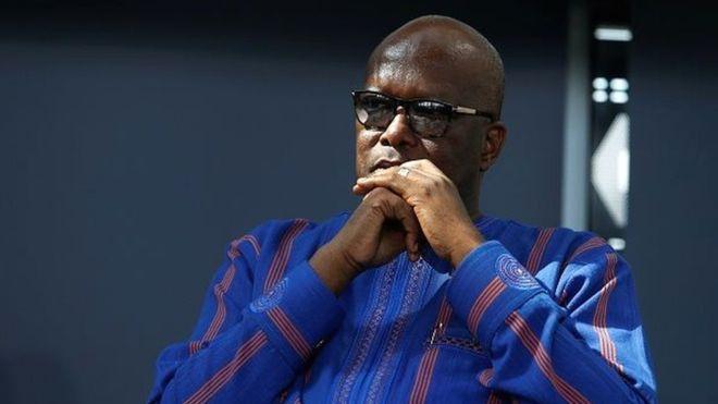 """Kaboré condamne """"l'attentat ignoble"""""""