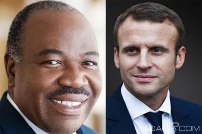 Gabon: Coup de froid pour l'opposition, Emmanuel Macron félicite Ali Bongo